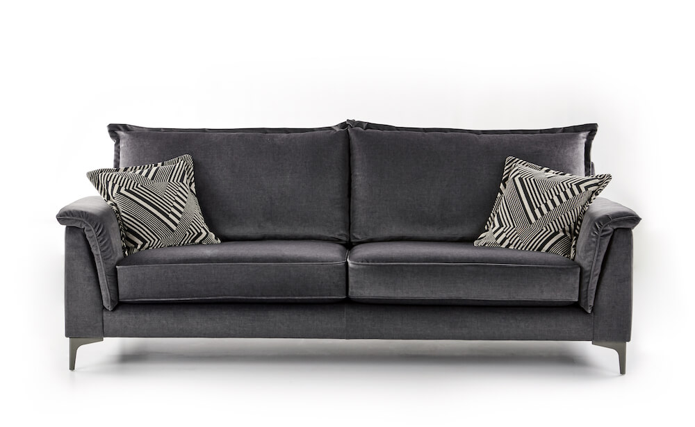 Andromeda 3 Seater Sofa - Deluxe Velvet