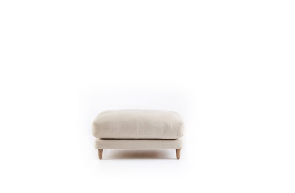 Aries Foot stool - Zenith Fabric