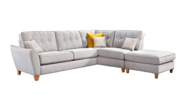 Chloe Small Corner Sofa