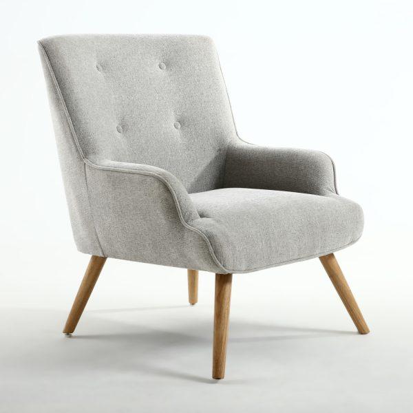 Toucan Cinema Chair - Silver Grey