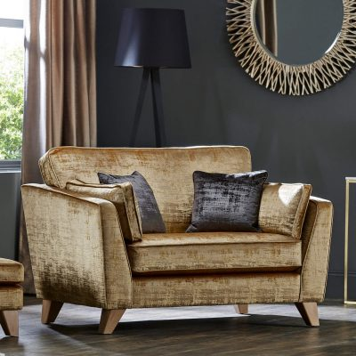 Leo Snuggler Chair