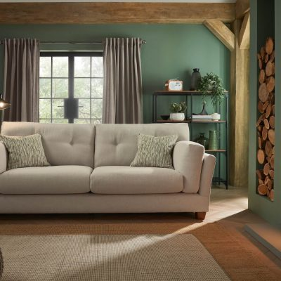Nelson Small Sofa  181cm
