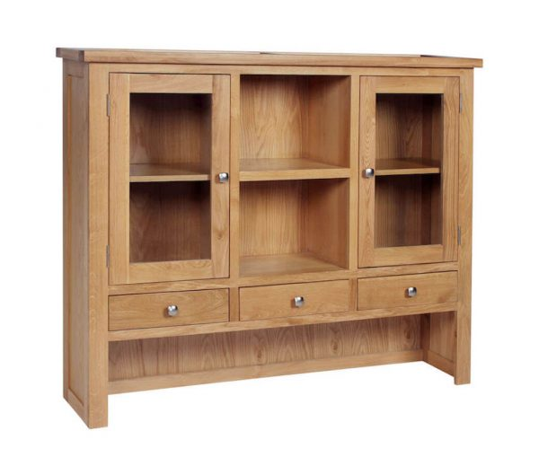 Abbey Oak Dresser Top