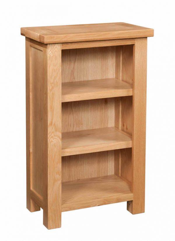 Abbey Oak Small Bookcase