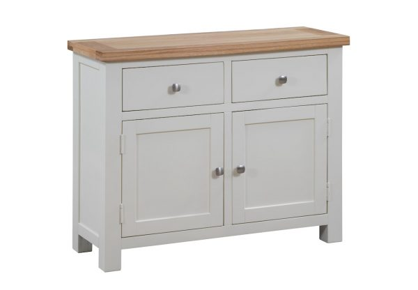 Abbey Painted Ivory 2 Door Sideboard