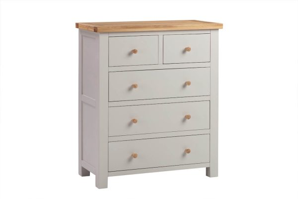 Abbey Painted Putty 2 over 3 chest