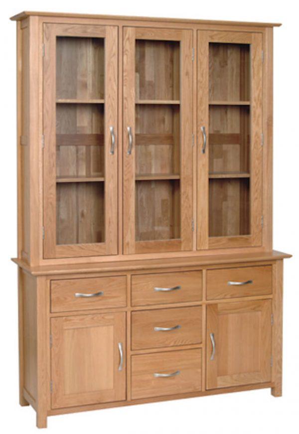 """Bryer Oak4'6""""Dresser Base"""