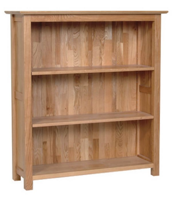Bryer Oak 3' Bookcase