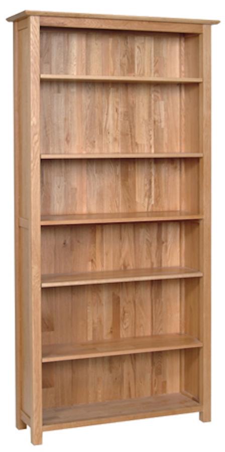 Bryer Oak6' Bookcase
