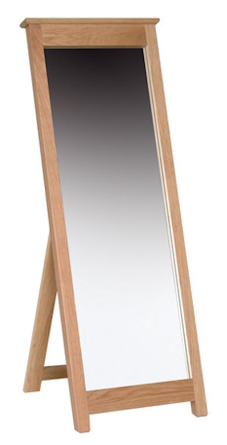 Bryer OakCheval Mirror