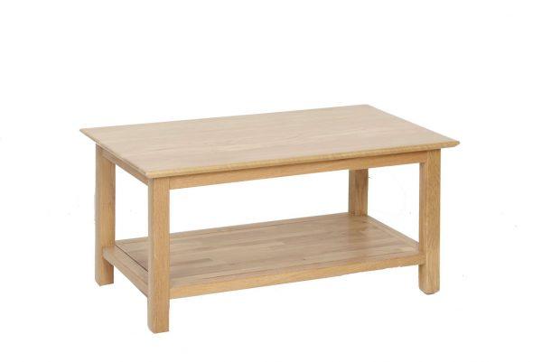 Bryer OakCoffee Table 915mm