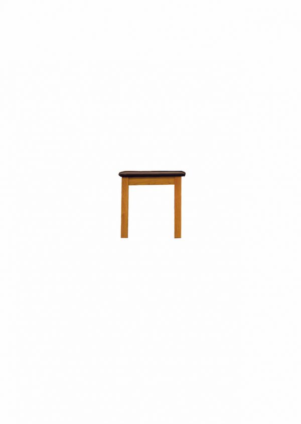 Bryer OakDressing Table Stool