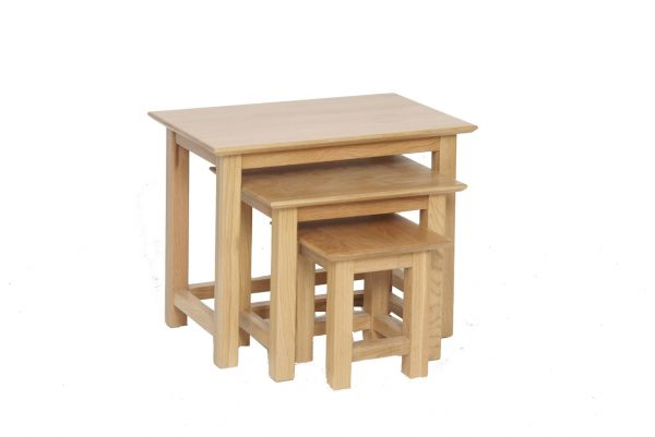 Bryer OakSmall Nest Of Tables