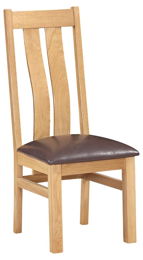 Bryer OakSlat Back Chair