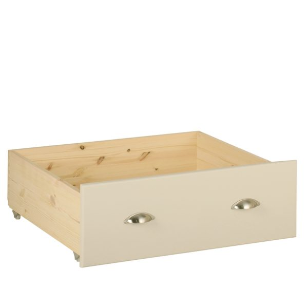 Emily Under Bed Drawer Painted Ivory
