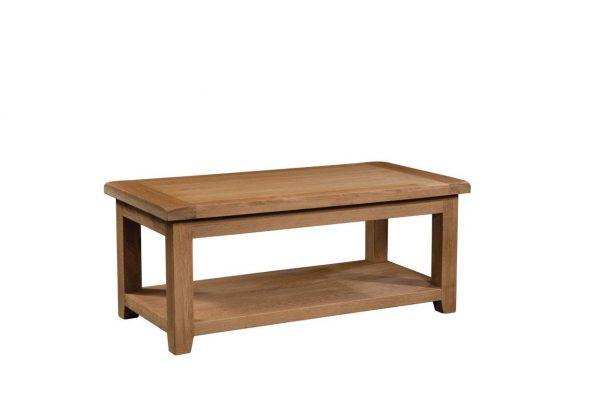 Okeford Oak Large Coffee Table