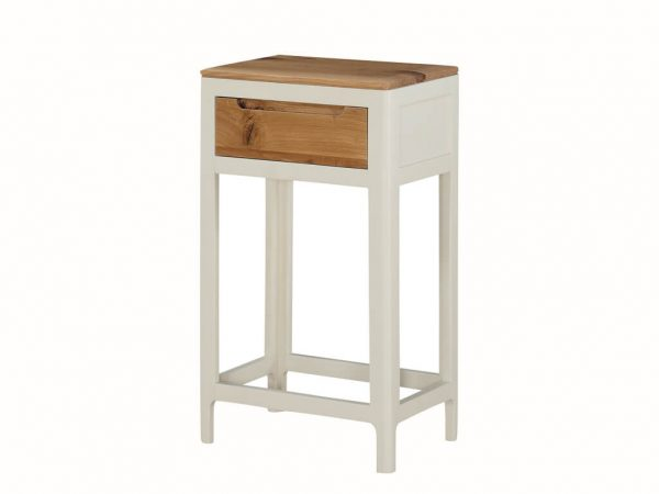 Pelican Painted 1 Drawer Console Table