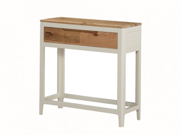 Pelican Painted 2 Drawer Console Table