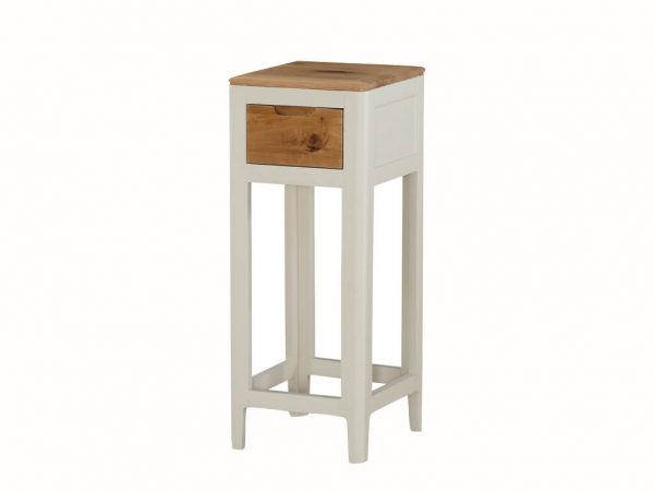 Pelican Painted Small 1 Drawer Telephone Table