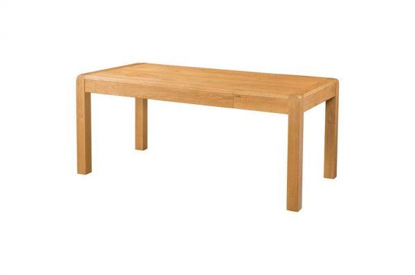 Radford Oak End-Extending Dining Table 140 - 180cm