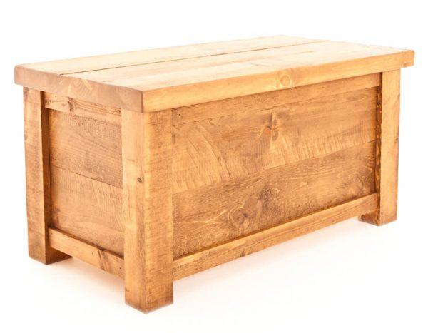 Ramsbury Pine 3 foot Blanket Box