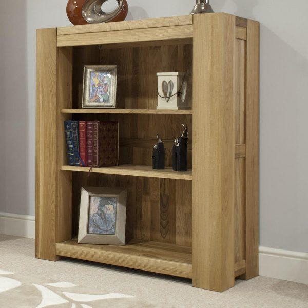 Rhino Oak Small Bookcase