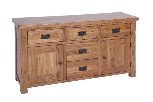 "Ridgeway Oak4'6""Dresser Base"