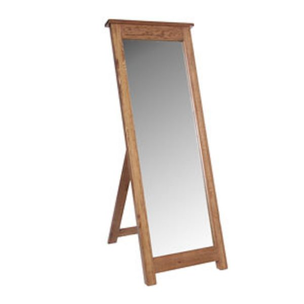 Ridgeway OakCheval Mirror