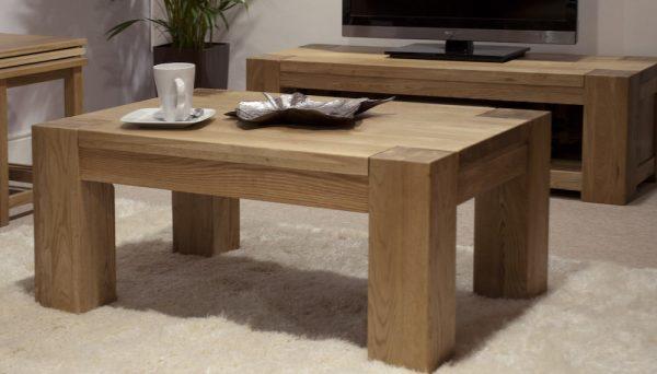 Rhino Oak Coffee Table 4ft  x 2ft