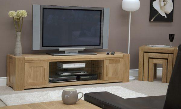 Rhino Oak Large TV Unit
