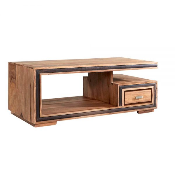 Tali Coffee Table with Drawer