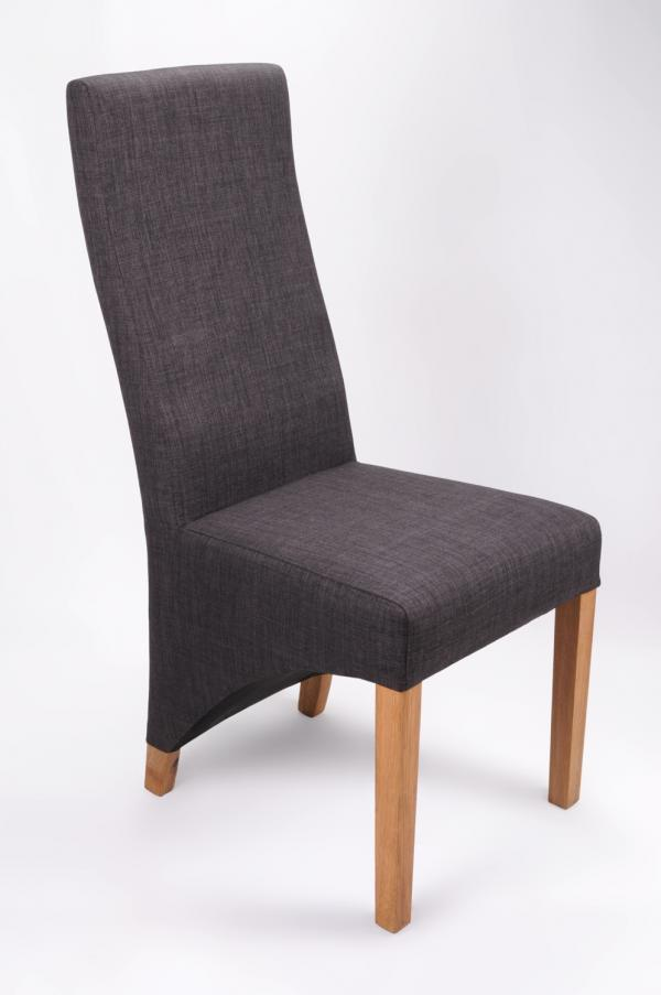 Toucan Dining Chair - Charcoal