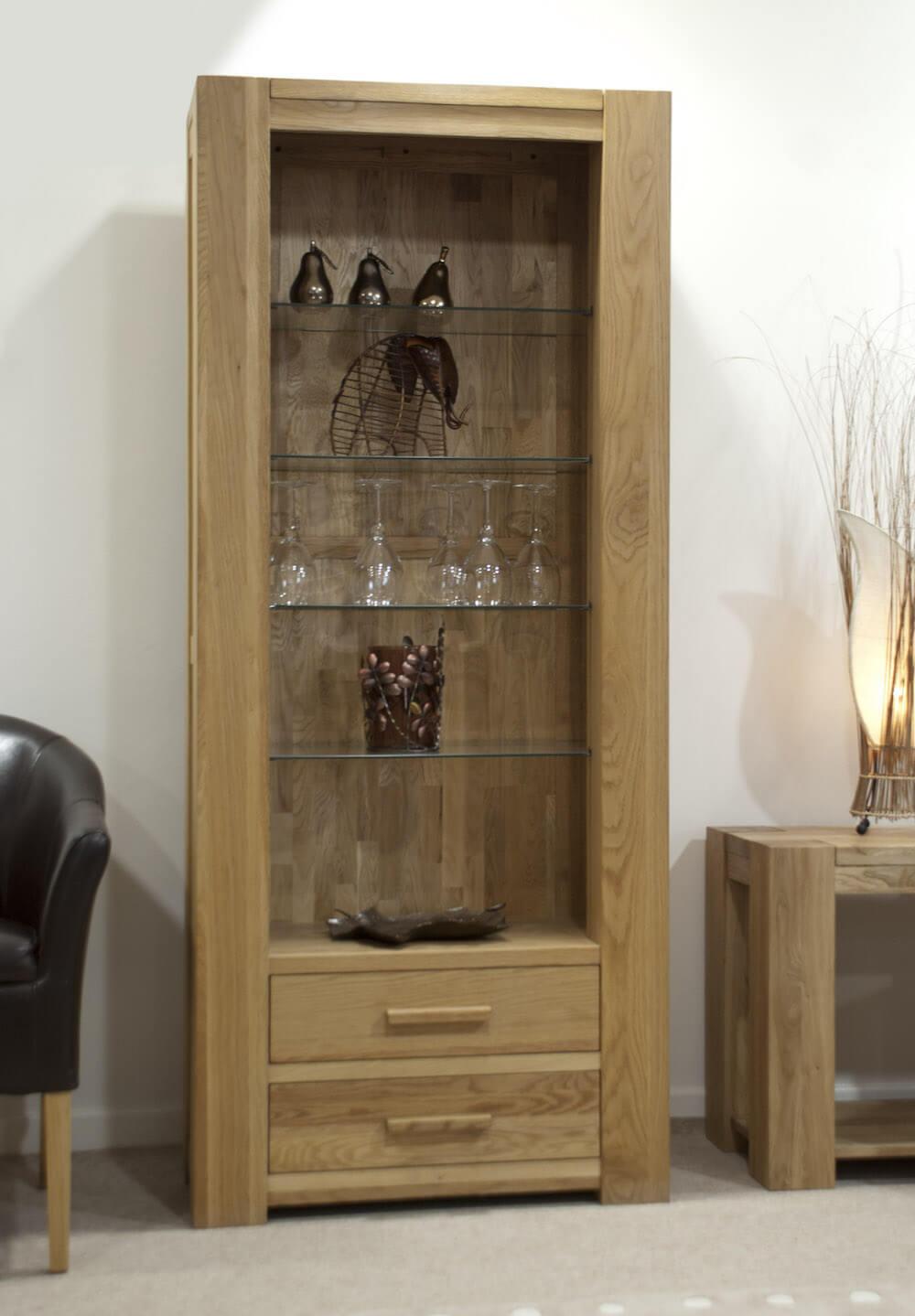 Rhino Oak Tall Bookcase