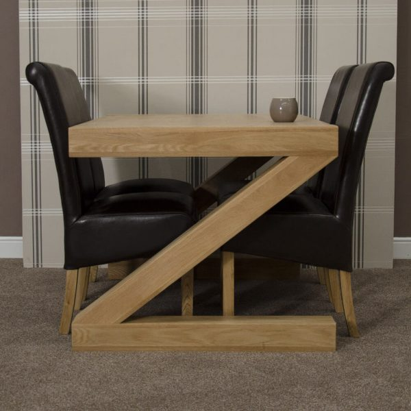 Zebra Oak 6ft Table