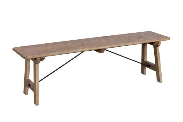 Ellora 186cm Bench