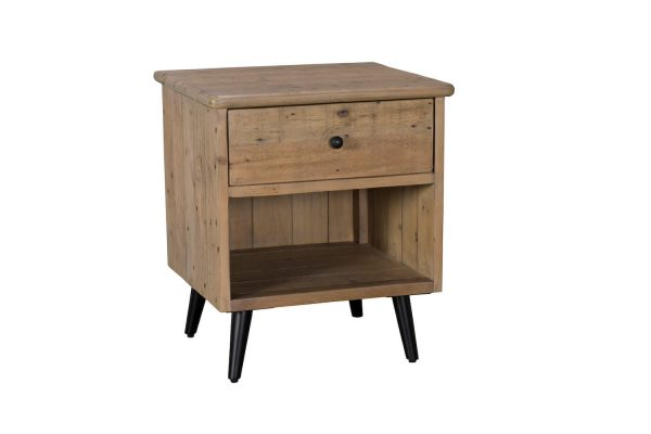 Ellora 1 Drawer Bedside