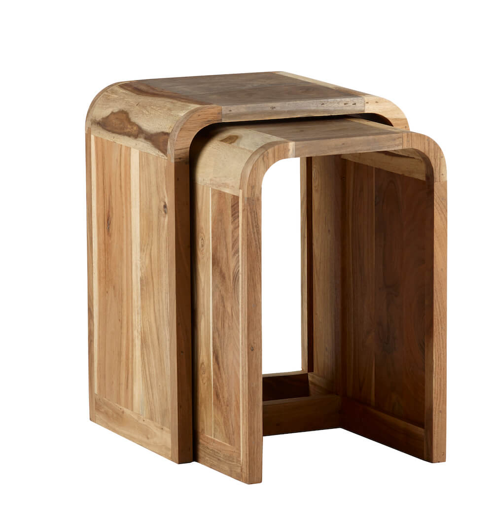 Otto Nest of 2 Tables