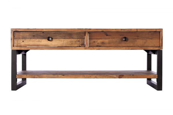 Reclaimed Industial Coffee Table