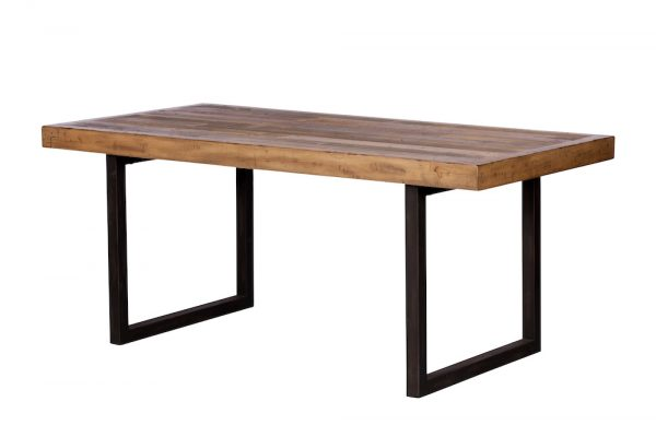 Reclaimed Industial Dining Table 180cm